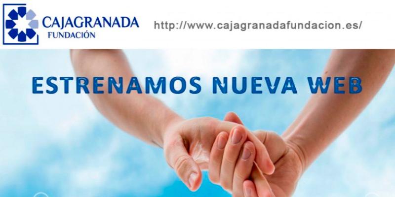 Nueva web CajaGRANADA