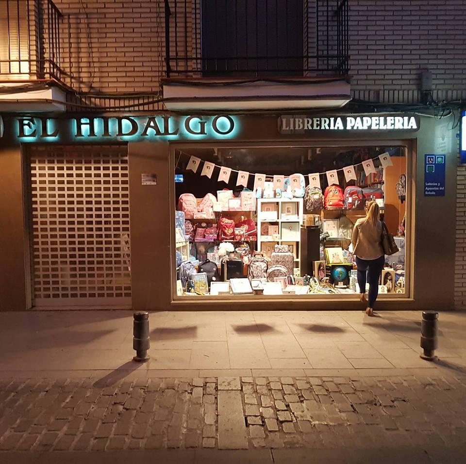 Librería El Hidalgo