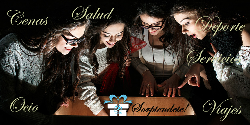 sorteos, regalos, shopping